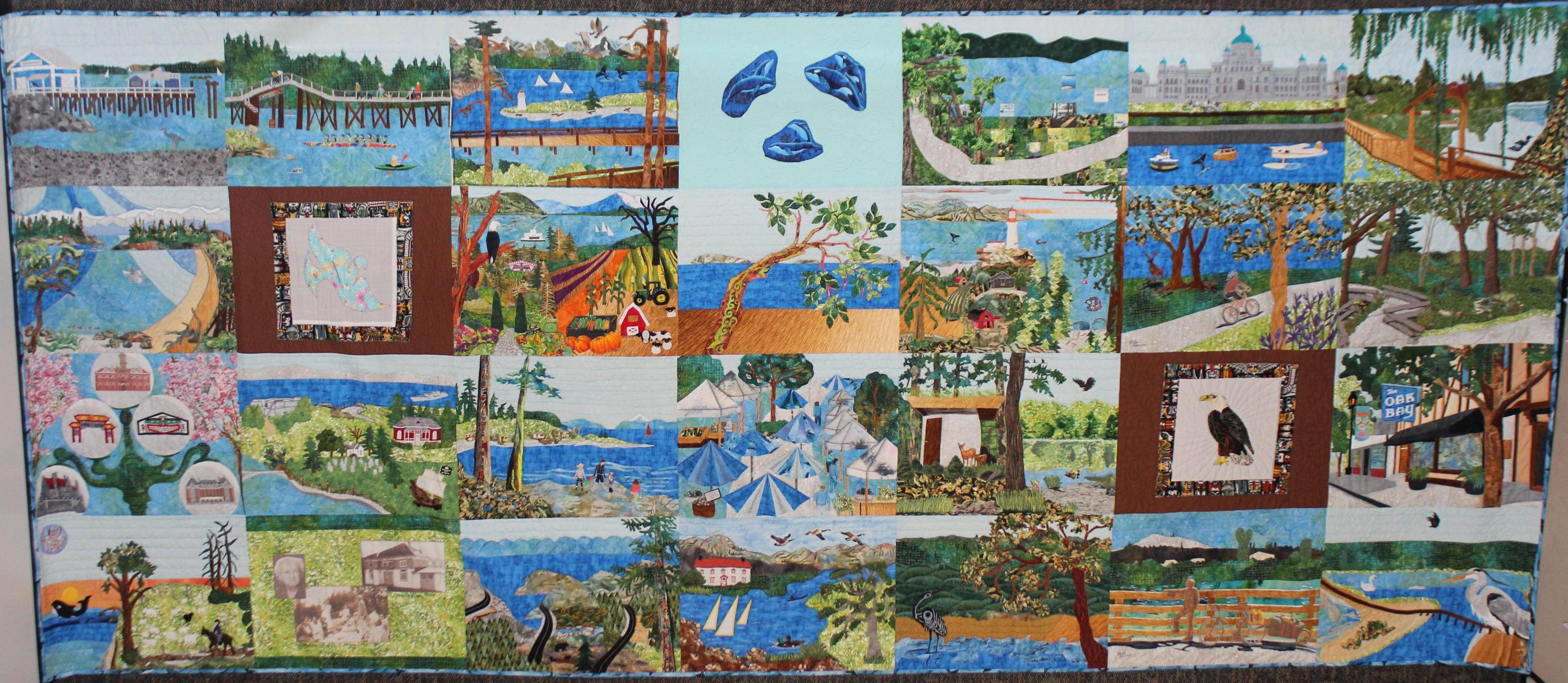 CDR Quilt Image